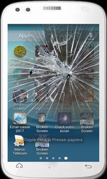 Cracked Screen Prank apk screenshot