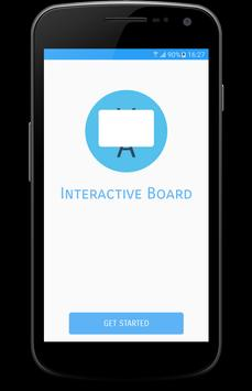 Interactive Board poster