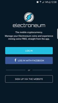 Electroneum poster