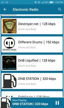Dubstep & Drum and Bass Radio apk screenshot