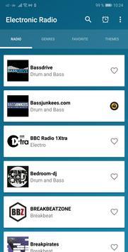 Electronic Radio screenshot 1