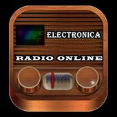 Electronica radio online icon