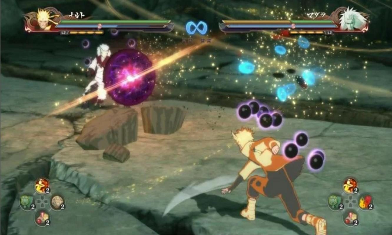 New Ppsspp Naruto Ultimate Ninja Storm 4 Guide For Android Apk