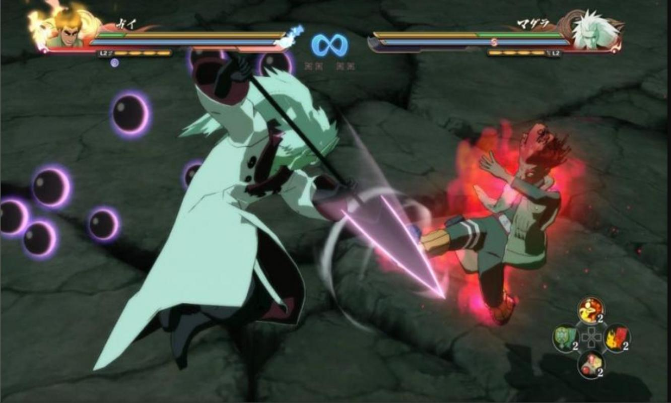 download game naruto shippuden ultimate ninja storm 3 android