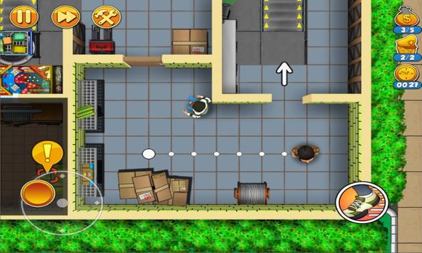 NoCheat; Robbery Bob 2 Strategy screenshot 3
