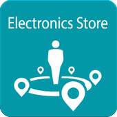 Nearby Near Me Electronics Store icon