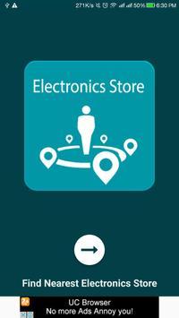 Nearby Near Me Electronics Store screenshot 1