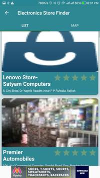 Nearby Near Me Electronics Store screenshot 2