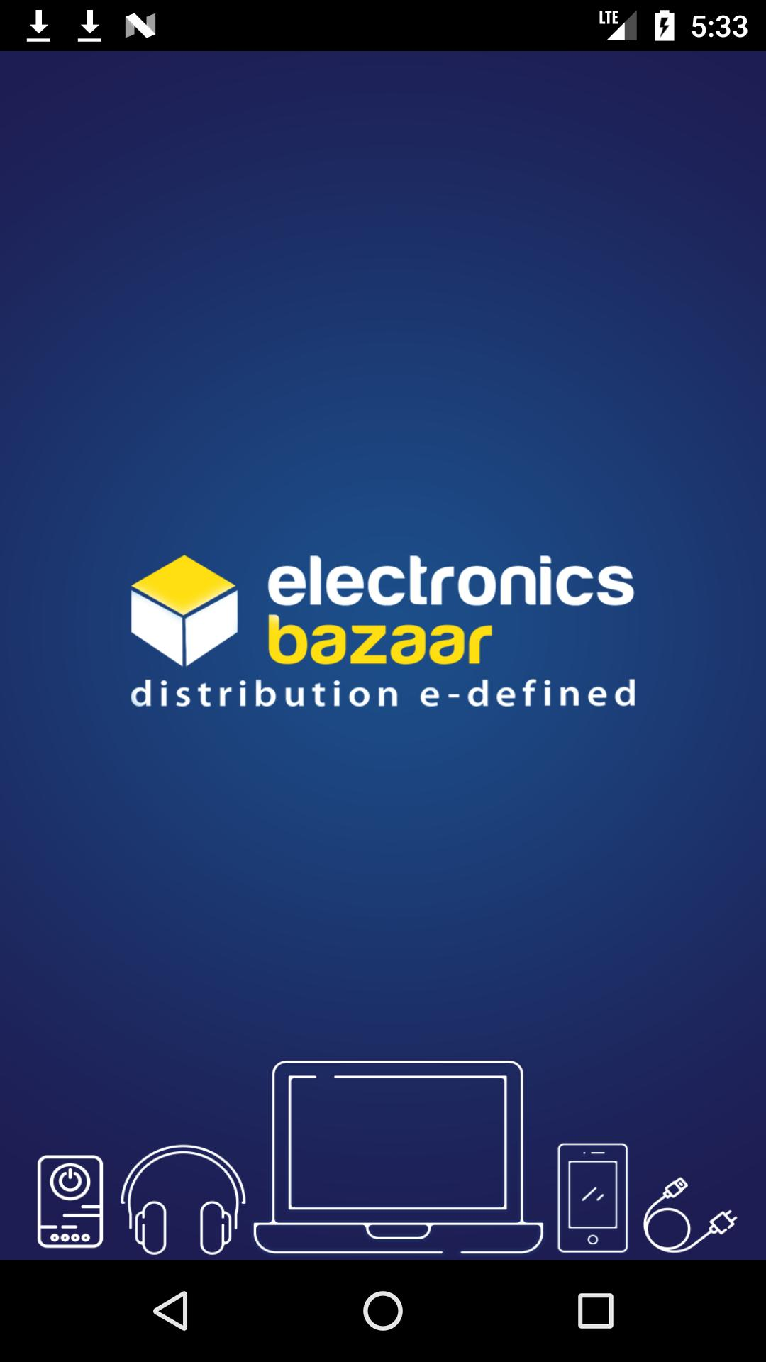 Electronics Bazaar for Android - APK Download