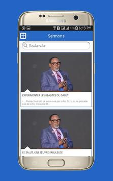 Pasteur Jean Bosco Kindomba apk screenshot