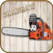 Real Electric Chainsaw Simulator - Chop Down Trees icon