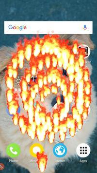 Fire electric screen prank screenshot 5