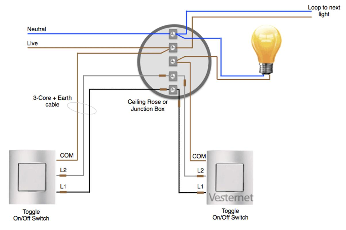 Electrical Circuit Diagram House Wiring For Android Apk Download Loop Screenshot 3
