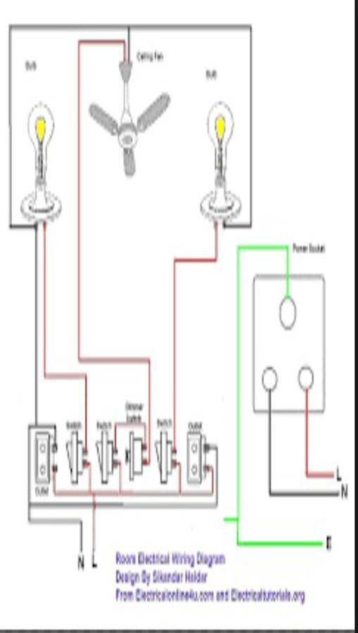 electrical circuit diagram house wiring ������������ electrical circuit diagram  house wiring ���������� ������������ 1