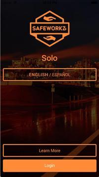 Safeworkz Solo poster