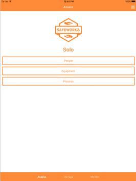 Safeworkz Solo screenshot 5