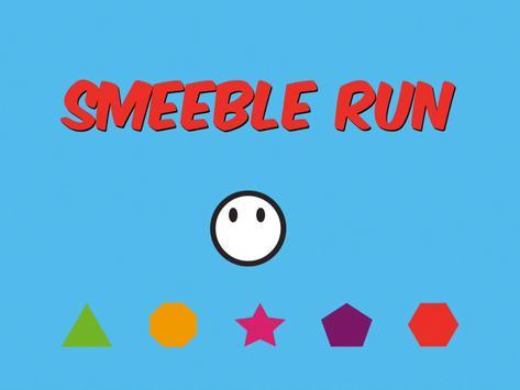 Smeeble Run screenshot 2