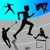 Track And Field Allstars icon