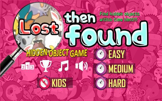 Lost then Found screenshot 6
