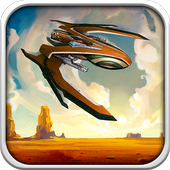 Spaceship Racer Unlimited icon