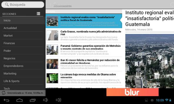 El Economista screenshot 5