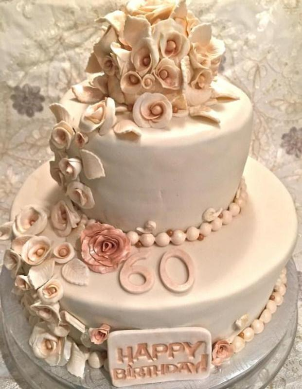 Elegant Birthday Cake Ideas Screenshot 17