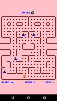 PAC-SQUARE-GIRL screenshot 1