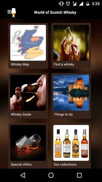World of Scotch Whisky poster