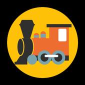 CalChooChoo: Material Caltrain Schedule Explorer icon
