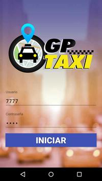 Gp Taxi Florencia Conductor poster