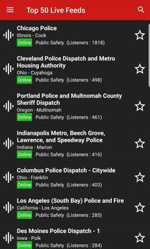 Online Police Scanner screenshot 1