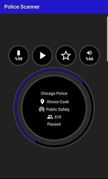 Chicago Police Scanner screenshot 6
