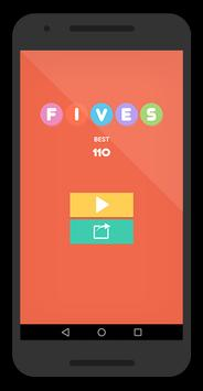 Fives - 5-letter Word Search Game screenshot 8