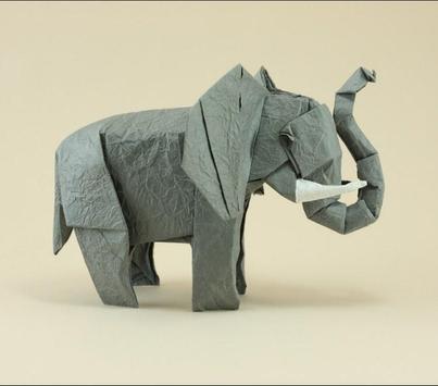 Elephant Origami Tutorials apk screenshot