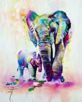 Elephant HD Wallpaper screenshot 6