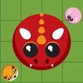 Mob iO Game Survival Simulator icon