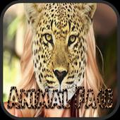 Animal Face Photo Maker icon