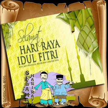 Hari Raya Mobile Photo Frames 2018 apk screenshot
