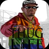 Thug Life Photo Sticker maker icon