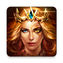 Clash of Queens:Dragons Rise icon