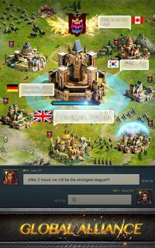 Clash of Queens: Light or Darkness captura de pantalla de la apk