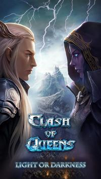 Clash of Queens: Light or Darkness Poster