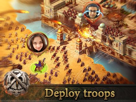 Wars of Glory screenshot 2