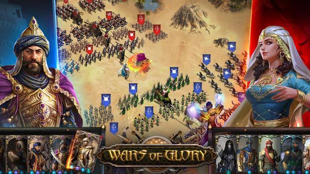 Wars of Glory screenshot 3