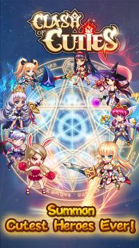 Clash of Cuties poster