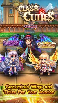 Clash of Cuties screenshot 3