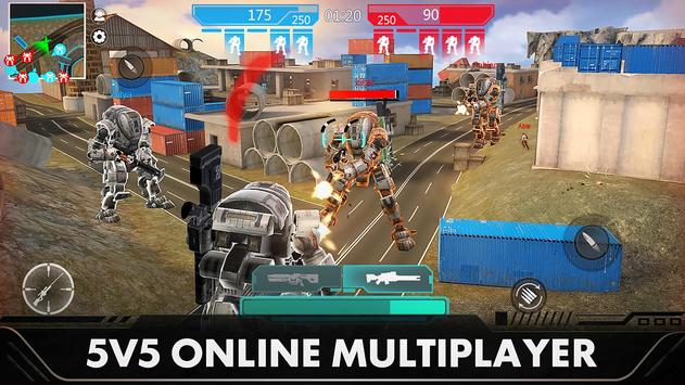 Last Battleground: Mech screenshot 4