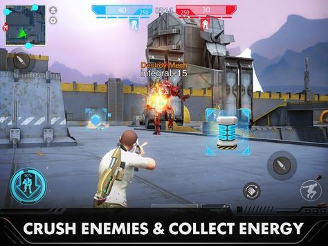 Last Battleground: Mech screenshot 6