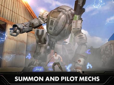 Last Battleground: Mech screenshot 7