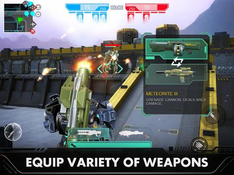 Last Battleground: Mech 截图 8